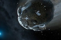 """Một thiên thạch bay """"cắt mặt"""" Trái Đất vào Halloween 31/10"""