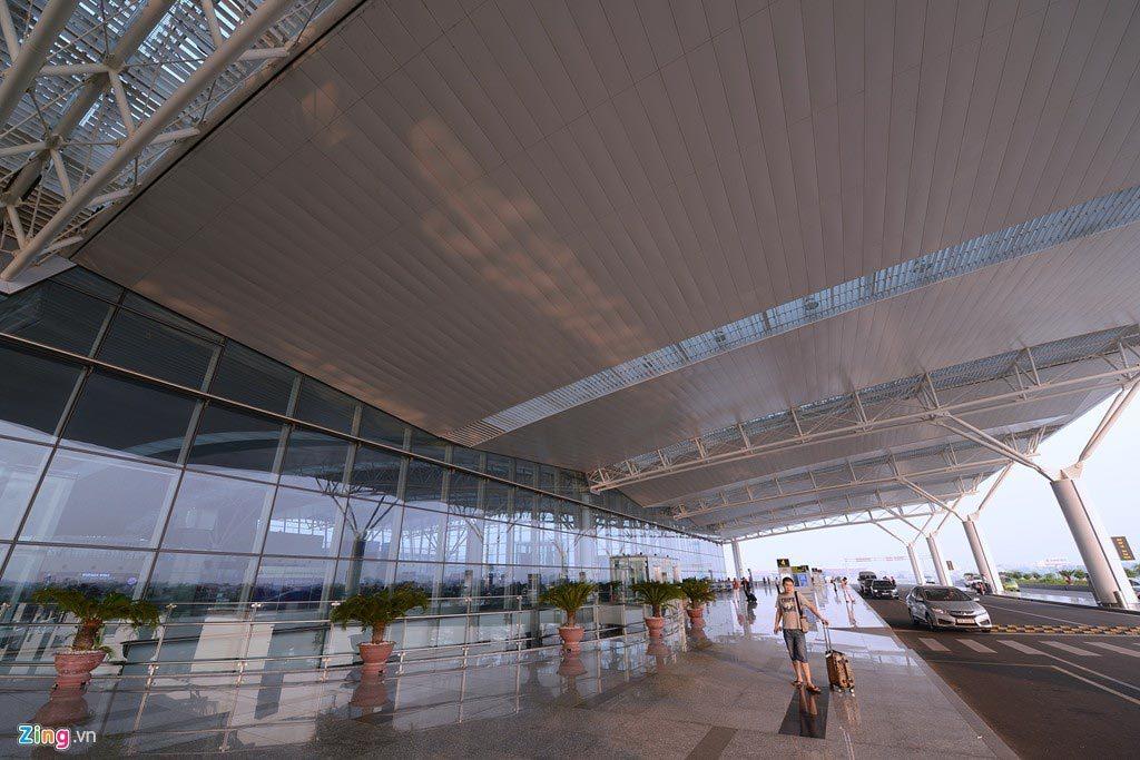 Cận cảnh nhà ga 900 triệu USD hiện đại nhất Việt Nam