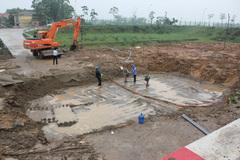 Hà Nội yêu cầu Vinaconex làm rõ việc vỡ đường ống nước sông Đà
