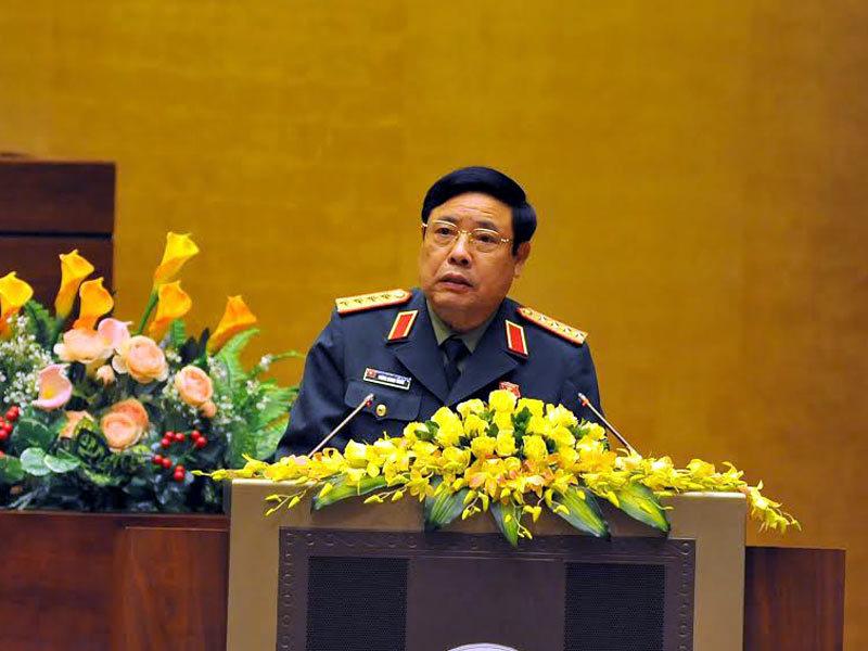 Quân nhân nghỉ hưu tuổi 50 ảnh hưởng quân đội