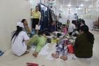 Bình Dương: Hàng trăm công nhân nhập viện sau bữa ăn