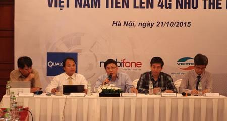 Nhà nước không quy định trần giá cước 4G