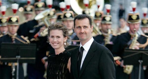 Bí ẩn bủa vây đệ nhất phu nhân xinh đẹp của Syria