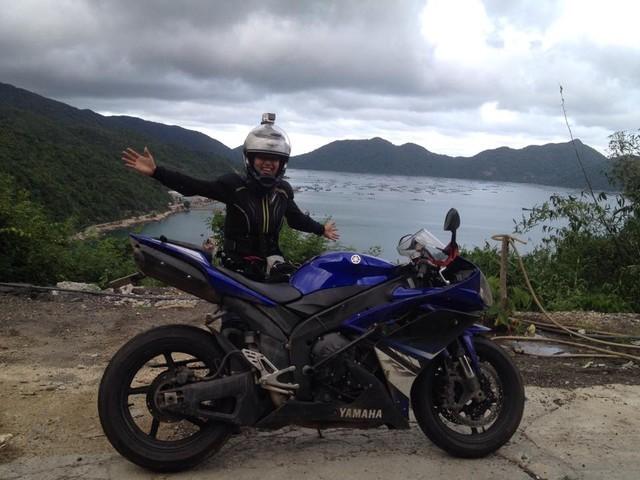 bóng hồng, nữ biker, xe phân khối lớn, Ducati
