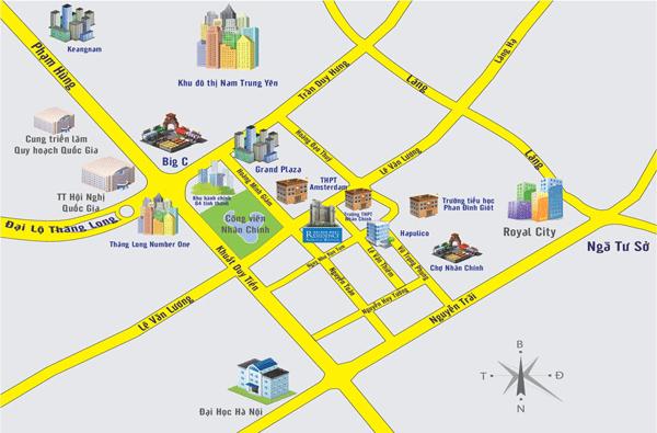 Đường nguyễn trãi, dự án, chung cư, tòa nhà cao tầng, mở bán dự án, Mỹ Sơn Tower, dự án Nàng Hương, Discovery Complex, Công ty Giày Thượng Đình