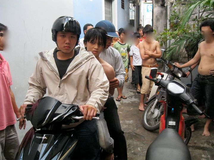 hiệp sĩ, đường phố, sài gòn, cướp, bắt giam