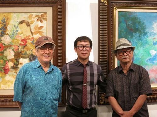 tranh, họa sĩ, hội họa, vietnamnet, sưu tập