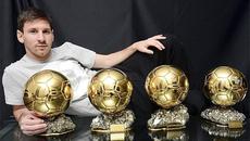 Messi sẽ đoạt Quả bóng vàng 2015