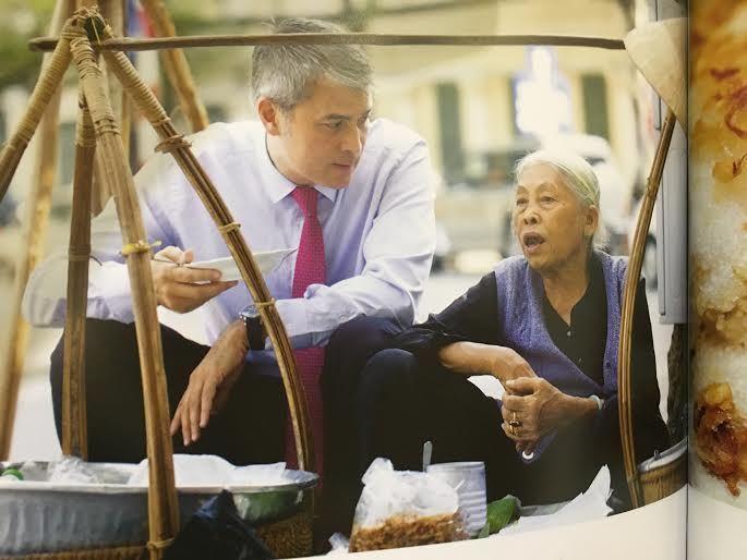 ăn vặt Sài Gòn, ngôn ngữ, ẩm thực, vỉa hè, vietnamnet