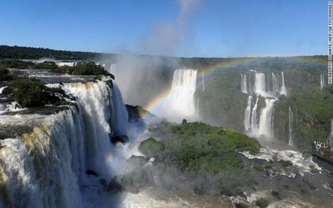 Brazil, điểm đến, đẹp nhất, châu Mỹ