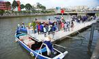 Sẽ có xe điện tham quan dọc kênh nội đô đẹp nhất Sài Gòn