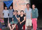 Đêm tự do đầu tiên của 'người tù hai thế kỷ' Huỳnh Văn Nén