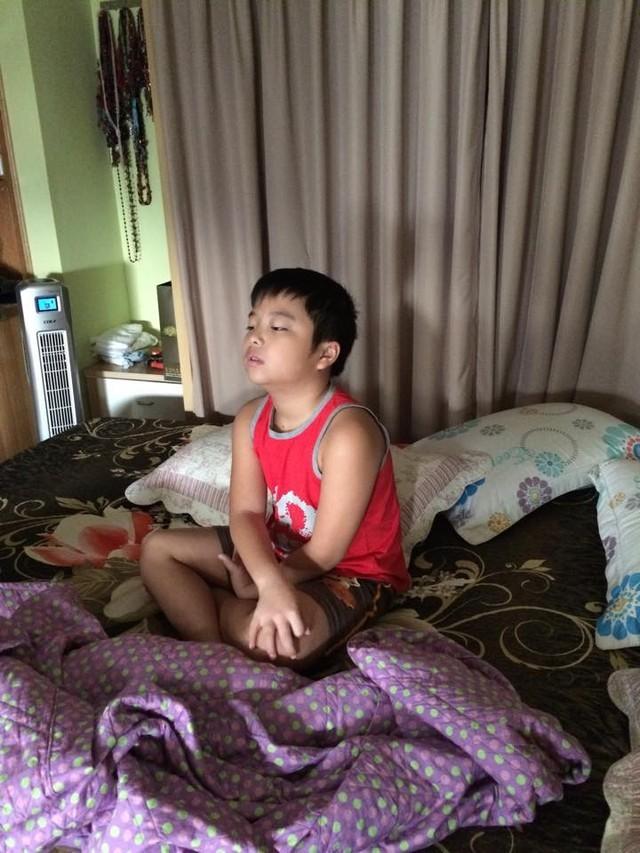 Cận cảnh căn nhà thuê của mẹ con MC Thảo Vân