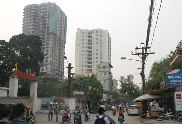 lĩnh nam, chung cư, dự án, khu đô thị, đường tam trinh, bất động sản phía nam, khu đô thị phía nam hà nội, dự án nam hà nội, chung-cư, đường-Tam-trinh, khu-đô-thị, Lĩnh-nam