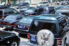 Gần 13.000 tỷ đồng nuôi 40.000 xe công phục vụ cán bộ