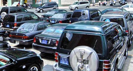 1.300 tỷ đồng nuôi 40.000 xe công phục vụ cán bộ