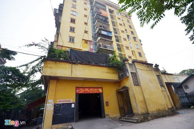 chung cư, thang máy, Đền Lừ, Hoàng Mai - Hà Nội