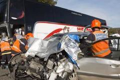 Thếgiới 24h: Tai nạn thảm khốc chưa từng có ở Pháp