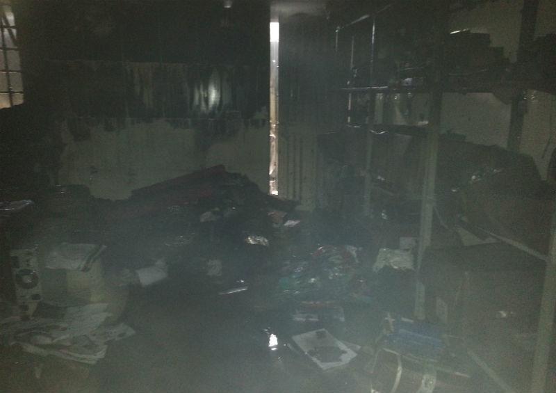 Hỏa hoạn tại trụ sở Truyền hình cáp Việt Nam