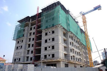 TP.Hưng Yên: mở bán dự án nhà ở xã hội đầu tiên