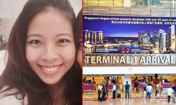 12 giờ kinh hoàng nữ du khách Việt bị ngược đãi ở Singapore