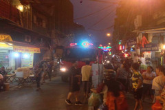 Dân phố cổ nháo nhào vì báo cháy giả