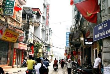 Chung cư to bằng phường: Đại gia thu tiền, chính quyền 'khóc thét'