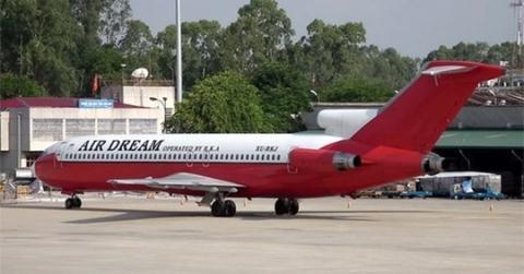 Chiếc Boeing vô chủ bỏ rơi 11 năm ở Nội Bài