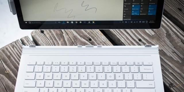 Lý do lớn nhất khiến Surface Book đáng mua hơn MacBook