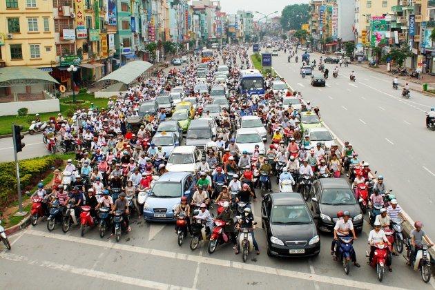 Đi đúng luật tôi vẫn phải bồi thường tai nạn giao thông?
