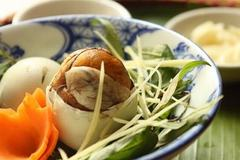 Cảnh báo: Không nên cho trẻ dưới 5 tuổi ăn trứng vịt lộn