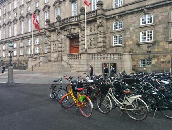 Đan Mạch, xe đạp, chính trị gia, quốc hội