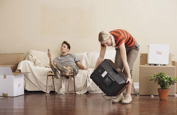 làm việc nhà, chê vợ, mẹ sề