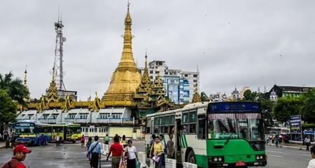 Hành trình thưởng ngoạn 3 thành phố trên đất Myanmar
