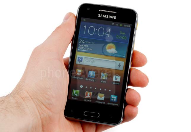 5 smartphone Android 'dị' chưa từng thấy