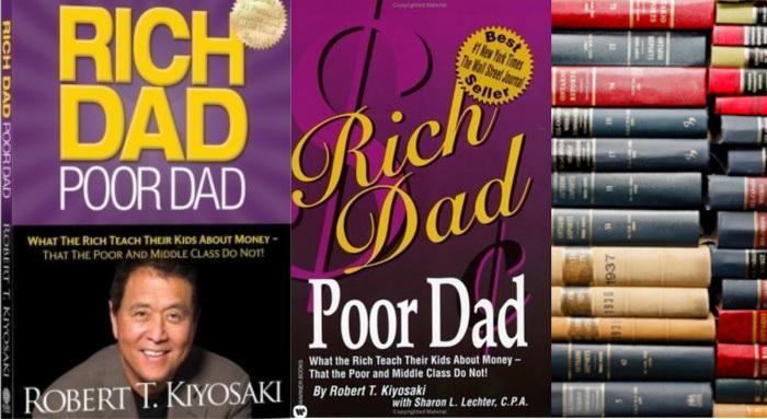 VietNamNet,  Cha giàu cha nghèo, Rober Kiyosaki