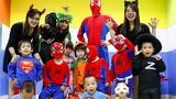 Lễ hội Halloween kì thú tại ILA