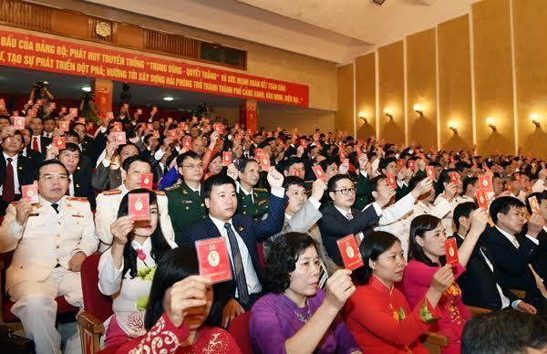 Đại hội Đảng, văn kiện, nhân sự, Phạm Thế Duyệt