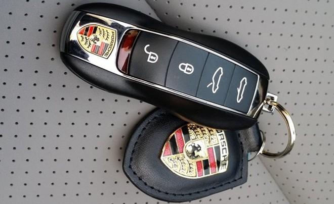 6 mẫu chìa khóa ô tô đẹp nhất trên thế giới