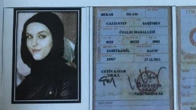 Thổ Nhĩ Kỳ, IS, Mona Lisa, tay súng, khủng bố, truy lùng, truy nã