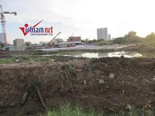 Căn hộ quận 7, Nhà Bè: Tiến độ dự án tháng 10/2015 (P3)