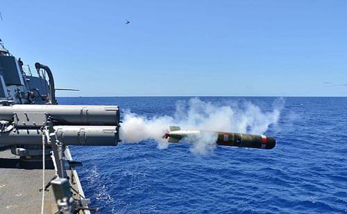 Vì sao Mỹ đưa tàu chiến tới Biển Đông?