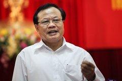 Bí thư Hà Nội trải lòng trước giờ đại hội