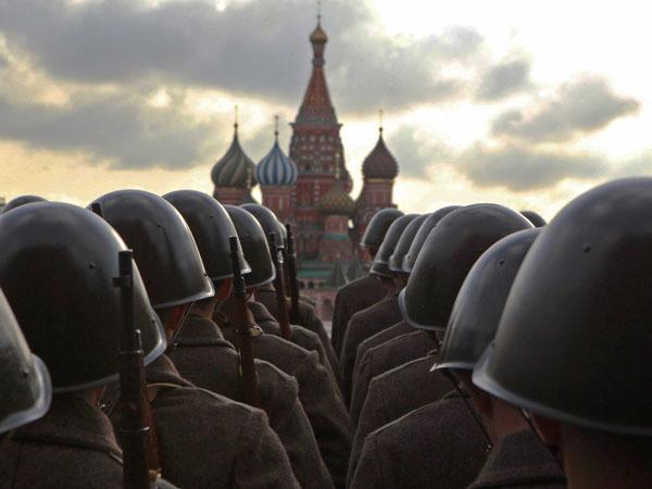 Nga, khí tài, vũ khí hạng nặng, xe tăng Armata