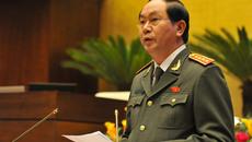 Bộ trưởng Công an cảnh báo diễn biến tội phạm phức tạp
