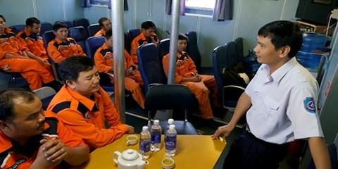 cứu hộ, cứu nạn, thủy thủ