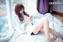 """Huỳnh Nhật Hoa - """"thiên thần"""" xạ thủ của Team Epic Goddess"""