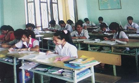 Dự án giáo dục 71 triệu đô hoàn thành trước thời hạn