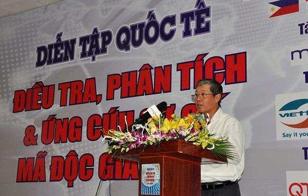Việt Nam diễn tập quốc tế chống mã độc gián điệp