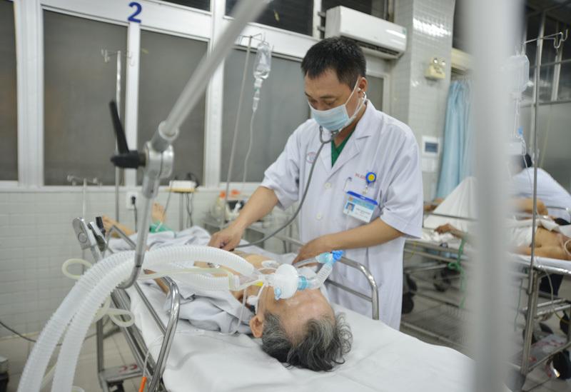 Sài Gòn : Tiếng khóc xé lòng phút sinh ly tử biệt
